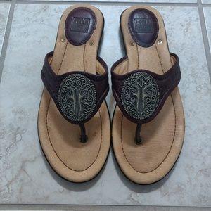 Frye Shoes - Frye Sandals Flip Flops